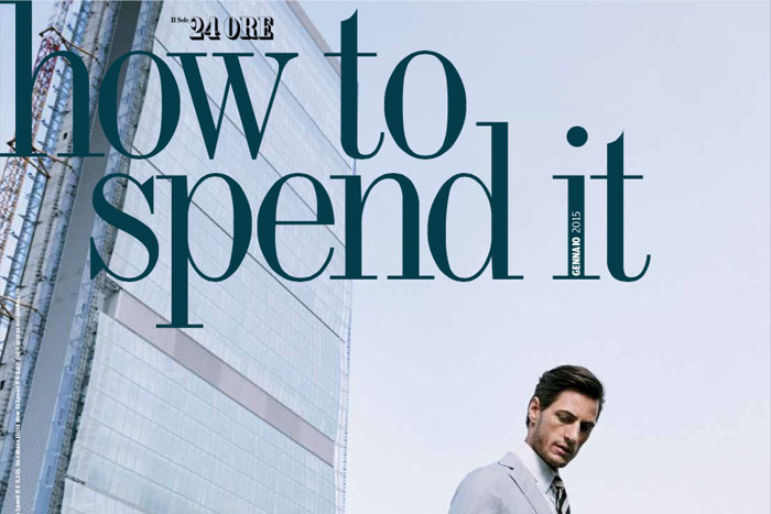 IL SOLE 24 ORE _ HOW TO SPEND IT