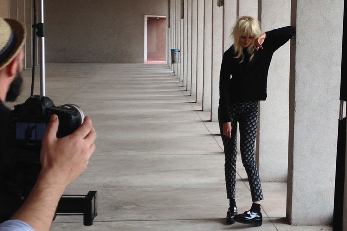 D-Exterior FW 2014/15 – Backstage