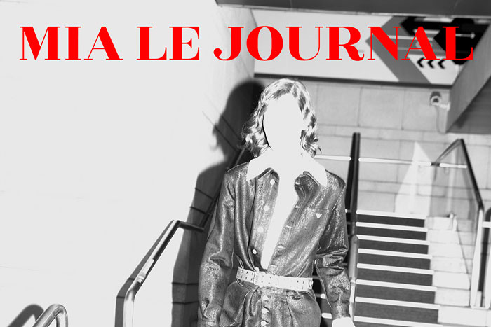 MIA LE JOURNAL _ THE LOST TAPES