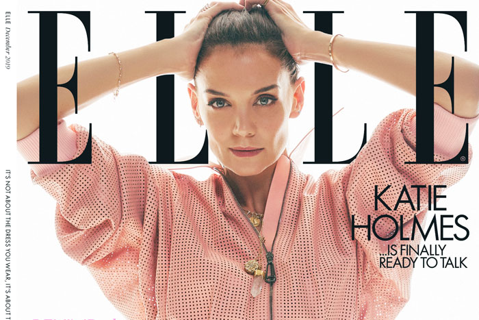 ELLE UK _ THINK YOU KNOW KATIE HOLMES?