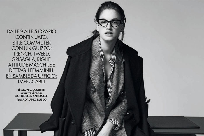 ELLE ITALIA _ BACK OFFICE